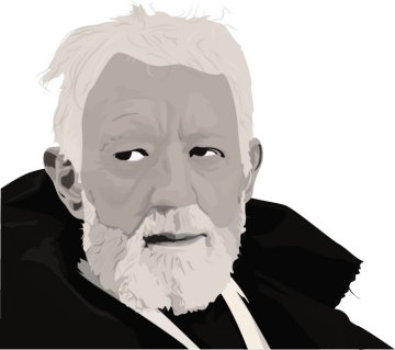 Alec Guiness as Ben Kenobi, definately the best Obi-Wan
