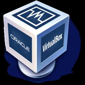 VirtualBox puerto paralelo.