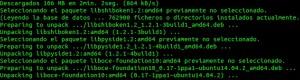 FreeCAD ppa archivos ya descargados y por instalar