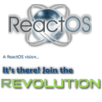 ReactOS Revolution