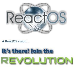 ReactOS Revolution