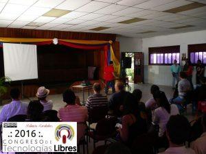 """Presentación de la ponencia """"Software libre, para una sociedad libre"""""""