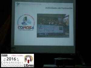 """""""La Formación Integral del Sistema Comunidad, Universidad y Empresa (CUE) como centro de Capacitación para el Fortalecimiento del Uso de las (TICL) en Herramientas Aplicadas al Software Libre""""."""