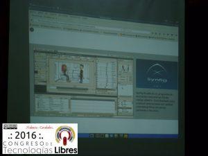 """""""Multimedia con Software Libre, una experiencia en la Universidad de Carabobo, Facultad de Ciencias de la Educación"""" por Luis Auyaudermont."""