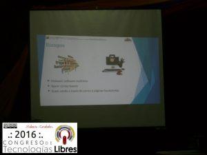 """""""Uso seguro de las redes sociales"""" por María Gabriela (SUCERTE)."""