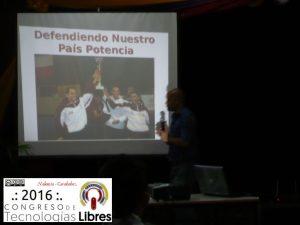 """""""Defendiendo nuestro País Potencia"""""""