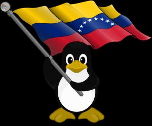 Tux venezolano