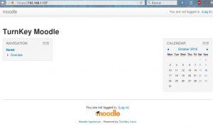 Moodle Turnkey VirtualBox