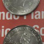 Nueva monedas 2017 Bs. 10.