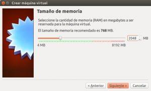 Crear máquina virtual Fedora 25 VirtualBox paso 02