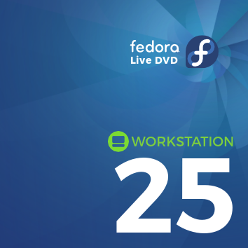 Fedora 25 Workstation 64 bits