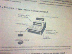 Máquinas fiscales 1994