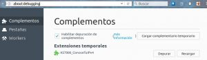 KS7000_ConoceTuIPv4 ejecutado en Mozilla Firefox