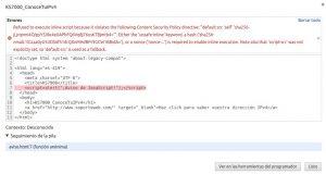 KS7000_ConoceTuIPv4 modificado y el hash es distinto del registrado
