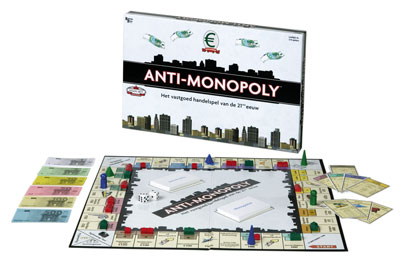 Anti-Monopoly ( ― San Francisco State University ― Professor Ralph Anspach)