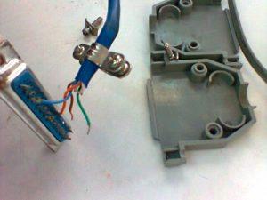 cable de datos serial impresora fiscal