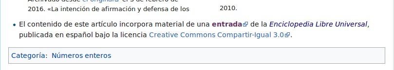 Referencia a Enciclopedia Libre Universal en Wikipedia