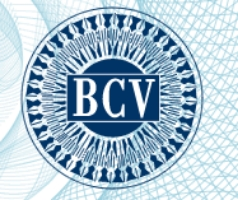 Banco Central de Venezuela BCV logotipo