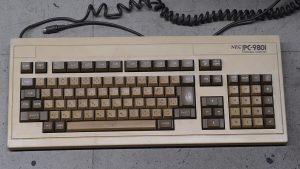 Teclado NEC PC980
