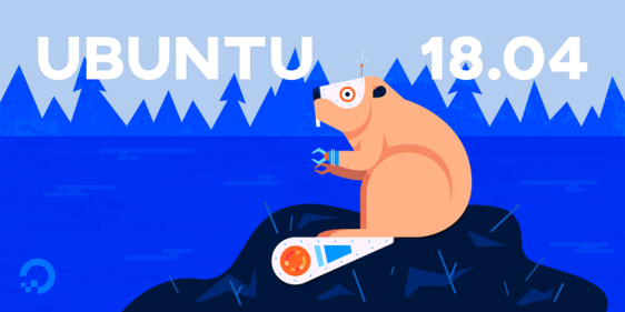 Ubuntu 18 Bionic Beaver (imagen: digitalocean.com)