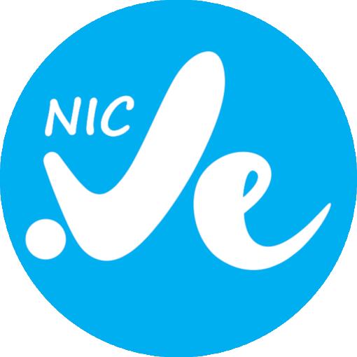 Centro de Información de Red de Venezuela (NIC.VE) logotipo 2020