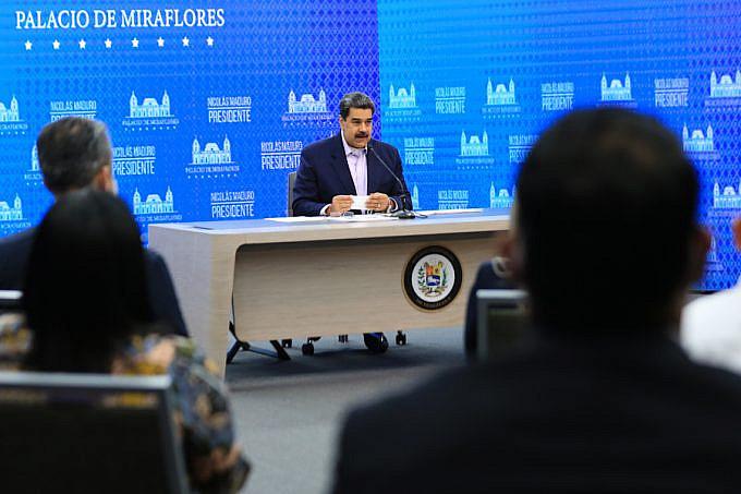 Presidente Nicolás Maduro anuncia aumento del precio de la gasolina a precio internacional (30 de mayo de 2020)