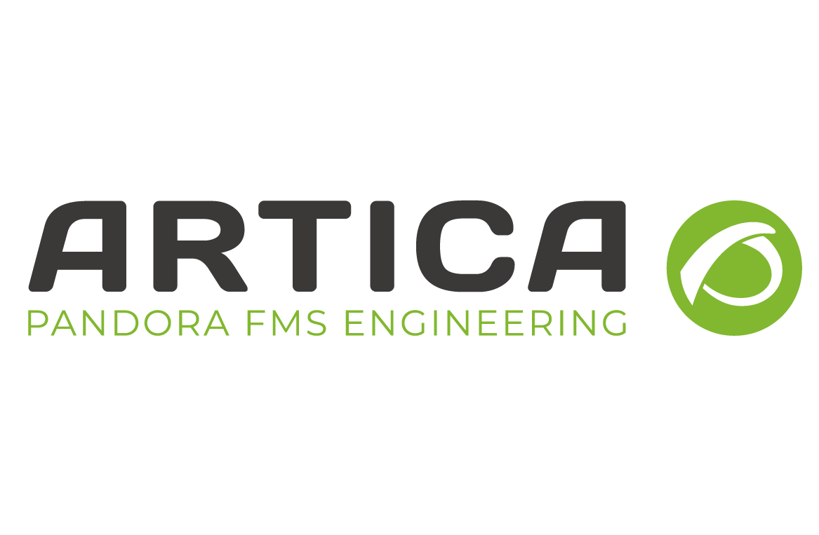 Ártica ST logotipo año 2020 Pandora FMS