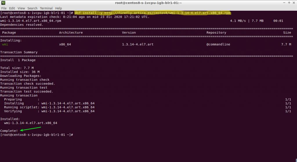 dnf install -y http://firefly.artica.es/centos8/wmi-1.3.14-4.el7.art.x86_64.rpm