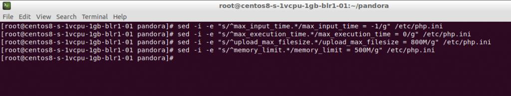 Configuración de PHP para Apache