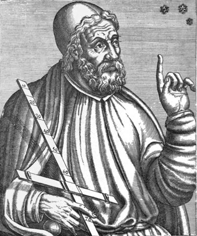 Claudio Ptolomeo (Claudius Ptolemaeus)