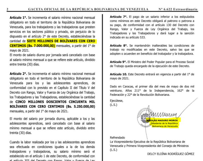Gaceta Oficial Extraordinario 6.622 GOE 6622 Decreto Nº 4.602 ( decreto 4602 )